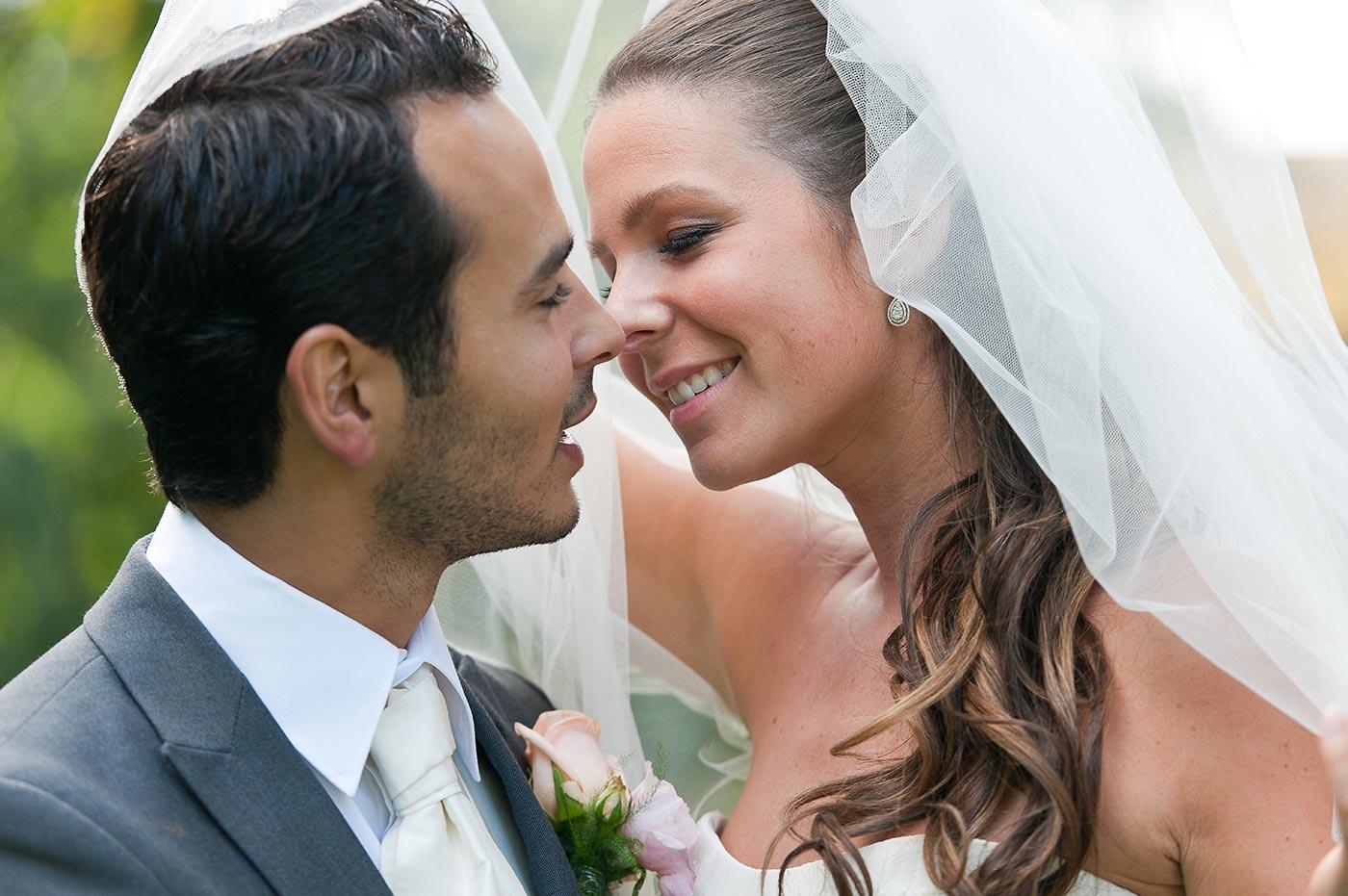 huwelijksfoto's